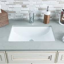 Eljer Undermount Bathroom Sinks by Undermount Bathroom Sinks For Less Overstock Com