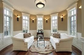 Elegant Homey Living Room Design With Dreamy Lighting Inspiration