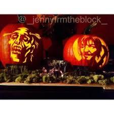 Walking Dead Pumpkin Stencils Free Printable by Walking Dead