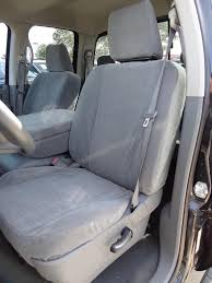 2006-2008 Dodge Ram 1500 Front 40/20/40 Without Lumbar And Rear ...