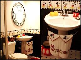 minnie and mickey mouse bathroom decor office and bedroom