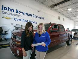 Bowman Chevrolet | Your Waterford, Oakland County & Lake Orion ...