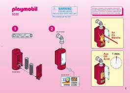 building playmobil 5332 behagliches wohnzimmer
