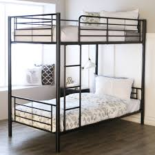 bedroom full size bunk bed with desk twin xl over queen bunk bed