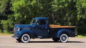 1946 Dodge Pickup | S34 | Monterey 2016 1952 Dodge B3 Pickup Original Flathead Six Four Speed Youtube 40s Dodge Truck Rat Rod Hot Rods Pinterest 1945dodgepickupcustompaint Car For Sale 1945 Truck 3 Tons 1949 With A Cummins 6bt Diesel Engine Swap Depot Halfton Classic Photos Jobrated Trucks Advertising Campaign 51947 Fit The Wc Series Wikipedia How Ford Made America Fall In Love Pickup Trucks 2019 20 Top Upcoming Cars