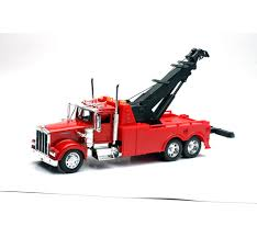 1:32 Scale Kenworth W900 Tow Truck – New-Ray Toys (CA) Inc.