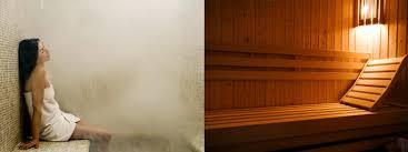 différences entre sauna et hammam bienfaits et risques