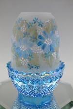 Vintage Fenton Fairy Lamps by Fenton Fairy Light Ebay