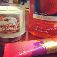 Bath And Body Works Pumpkin Apple Candle by Pretty Little Things Love Lately