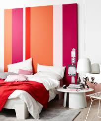 mutiges farbtrio rot orange und pink bild 9 schöner