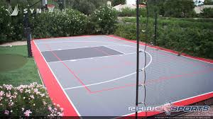 Multi-Sport Backyard Court System - SYNLawn Photo Gallery Bryan Harsins Backyard Court Bosie Blue And Orange Court How Much Does A Tennis Cost Hipagescomau Multisport Backyardcourt Backyard Sketball Hopskotch Sport Midwest Sport Specialists Resurfacing Courts Home Gyms Of Massachusetts Backyards Gorgeous Custom Multi Basketabll With Hamptons Grass Tennis Zackswimsmmtk Wish List Pinterest South Carolina Basketball The Advantages Long Island Magazine Flex Neave Group