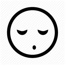 Bored Emoticon Sleeping Sleepy Snore Icon