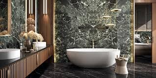 badezimmer mit moderner marmoroptik eleganz und leistung