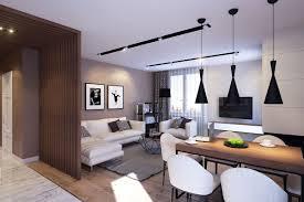 Bogatyrskiy Modern Apartment 02