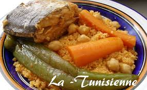 recette cuisine couscous tunisien couscous de bizerte à la dorade