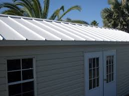 Ted Sheds Miami Florida by Galvalume Roof Suncrestshed