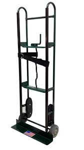 Amazon.com: Harper Trucks 800 Lb Capacity Steel Appliance Hand Truck ...
