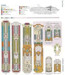 Carnival Splendor Deck Plans by Carnival Sunshine Deck Plan Radnor Decoration