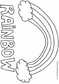 Kids Seasonal Coloring Pages Weather