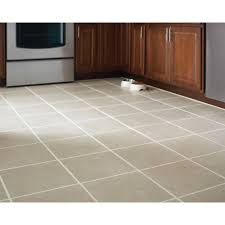 trafficmaster pacifica 12 in x 12 in beige ceramic floor and