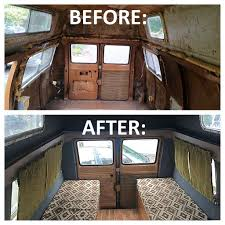 100 Restored Retro Campers For Sale Restoring A 70s Camper Van 10 Steps With Pictures