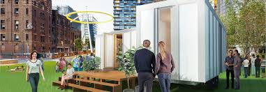 Big World Homes flat packed off grid homes offer affordable