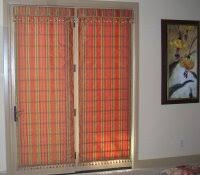 Sidelight Curtain Rods Magnetic by French Door Curtain Diy Curtains Rod Pocket Panel Red Sheers