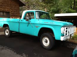 Dodge Power Wagon Questions - I Have A 68 Dodge W200 Power Wagon ... Curbside Classic 1975 Dodge Power Wagon A Sortof Civilized 68 D200 Quad Cab Nsra Street Rod Nationals 2015 Youtube 1968 W200 Vitamin C Diesel Magazine Cheap Truck D100 Sweptline Journey Wikipedia 2017 Charger For Sale On Classiccarscom Amazing Coronet 500 By Gas Monkey Garage 1958 Town Panel Half Ton Twinsupercharged Crew Dually Up For On Craiglist 1948 Used Bseries Rack Body At Webe Autos Serving Long 1962 63 64 65 66 67 Dodge Truck Drive Shaft Yoke Nos Mopar 2231659