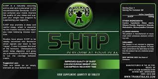 bulks 5 htp serotonin amino acid tablets 100mg bulks