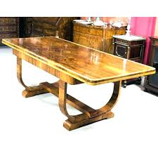 Art Deco Dining Room Table Related Post Style