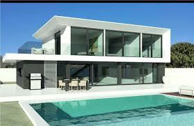104 Modern Homes Worldwide Turnkey Villas In Spain France Portugal Mooie Huizen Huizen