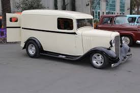 100 1952 Chevy Panel Truck 2016 Grand National Roadster Show Photo Image Gallery