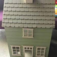 Best Used Pottery Barn Doll House for sale in Melrose Park