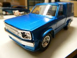 100 Ford Mini Truck Photo AMT Courier Misc S Album