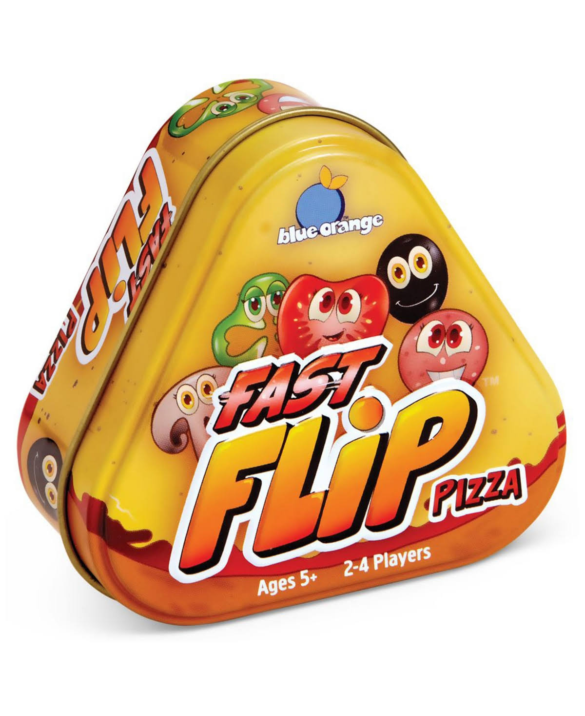 Blue Orange Games Fast Flip Pizza (Mini)