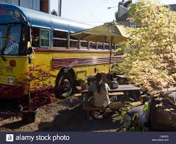 A Food Truck Court Or