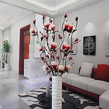 de bouquet blumen auf dem boden platziert wohnzimmer