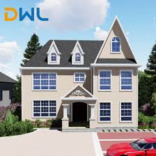 104 Homes Made Of Steel Luxury Prefabricated Houses Light Prefab Villa In China China Prefabricated House Prefab House