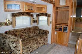RV Before Living Room