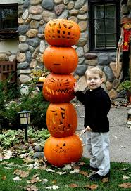 Pumpkin Puke Guacamole by 16 Best Jack O U0027 Lantern Totem Poles Halloween Images On