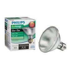philips halogen light bulbs 120w ebay