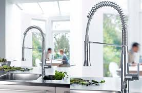 mitigeurs cuisine grohe grohe feel cuisine grohe spa care product with grohe feel