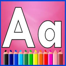 ABC Coloring Book Toddler Game