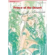 PRINCE OF THE DESERT Mills Boon Comics