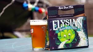Elysian Pumpkin Ale Alcohol Content by Space Dust Ipa Review Elysian Brewing Company Bourbon U0026 Broadleaf