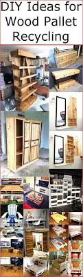 DIY Ideas for Wood Pallet Recycling