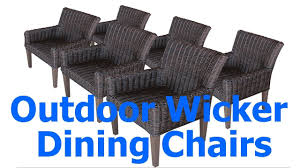 Outdoor Wicker Dining Chairs (With Arms, All Weather) - YouTube Annabelle Outdoor Garden Fniture All Weather Wicker Rattan 10 Home Decators Collection Naples Brown Allweather Amazoncom Luckyermore 4pack Patio Chairs Belham Living Bella Ding Chair Set Of 2 Contemporary 150 Cm Teak Table 6 Shop Havenside Hampton Allweather Grey Round Terrain Tangkula 5 Pcs Resistant Coral Coast Brisbane Open Inspired Bistro Saint Tropez Stackable Whitecraft S6501 By Woodard Sommerwind Wickercom
