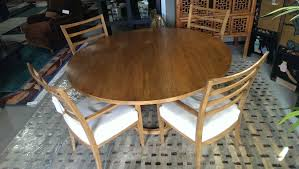 Captain Chairs For Dining Room Table by Mid Century Modern Seams To Fit Home