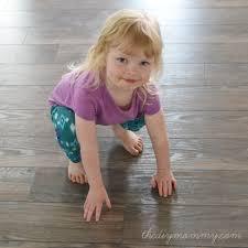 Kensington Manor Flooring Formaldehyde by Installing Laminate Flooring By The Diy Mommy Allen Roth