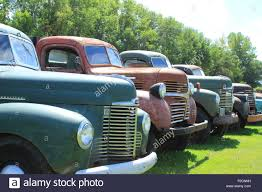 Antique Trucks Parked In A Row In Morden, Manitoba, Canada Stock ... Antique Truck Club Of America Trucks Classic Florida Crawfordville Rusted Antique Trucks Vehicles Stock Photo American Pickup History Abandoned In 2016 Old Old Pictures Semi Galleries Free Download Tional Meet Classiccarscom Journal Muscle Car Ranch Like No Other Place On Earth Jims Photos Jims59com 9 Most Expensive Vintage Chevy Sold At Barretjackson Auctions Big Rigs From The Golden Years Of Trucking